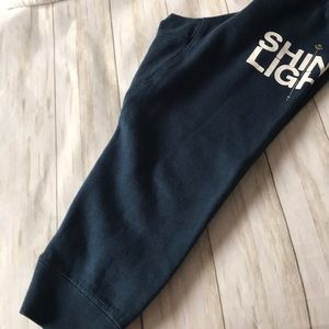 Spiritual Gangster Pants & Jumpsuits - Spiritual Gangster Shine Light sweatpants crop